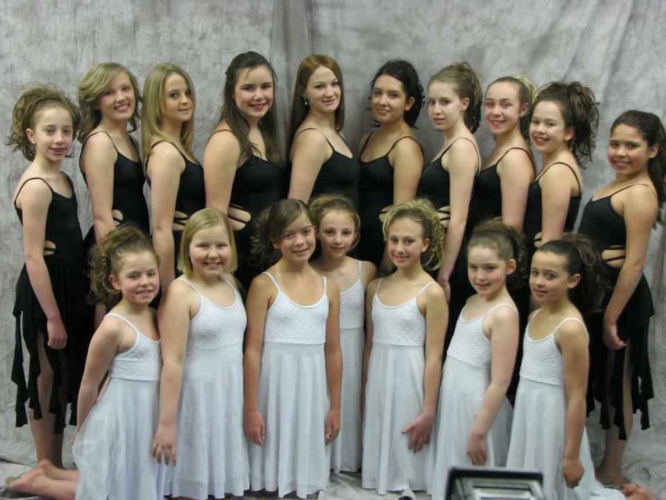 Kalispell dance recitals and classes