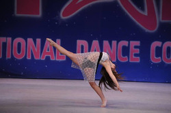 Kalispell Montana's dance compete.