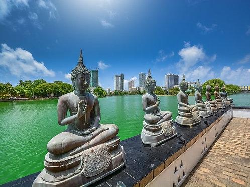 Colombo, Kandy e Mirissa