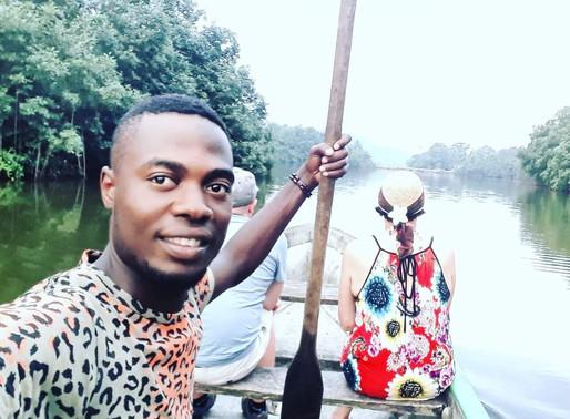 Entrevista a Sipson Abril - Guia Turístico em São Tomé