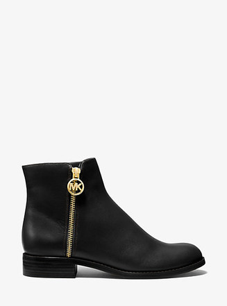 Item: Lainey Leather Ankle Boot