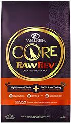 Wellness Core RawRev Dog