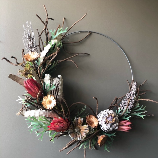Wreath Workshop / Apr. 17th