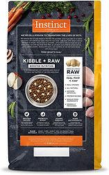 Instinct Raw Dog Food