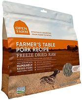 Farmers Table Raw Dog Food
