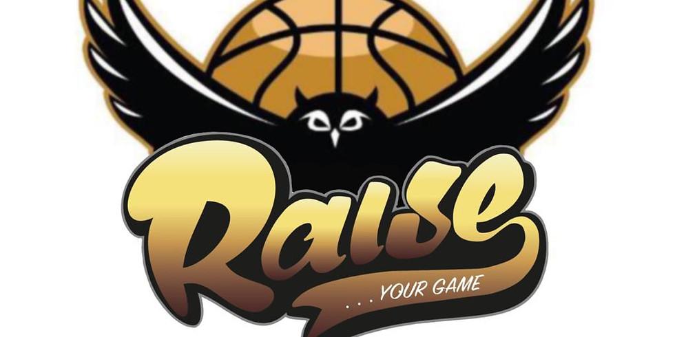Raise Your Game Basketball