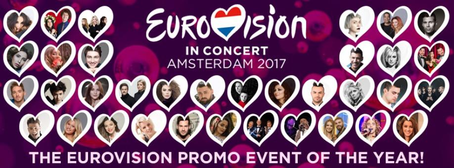 Photo source: www.eurovisioninconcert.nl