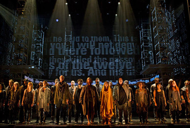 Jesus Christ Superstar - Broadway 2012