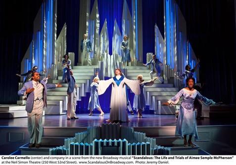 Scandalous - Broadway 2012