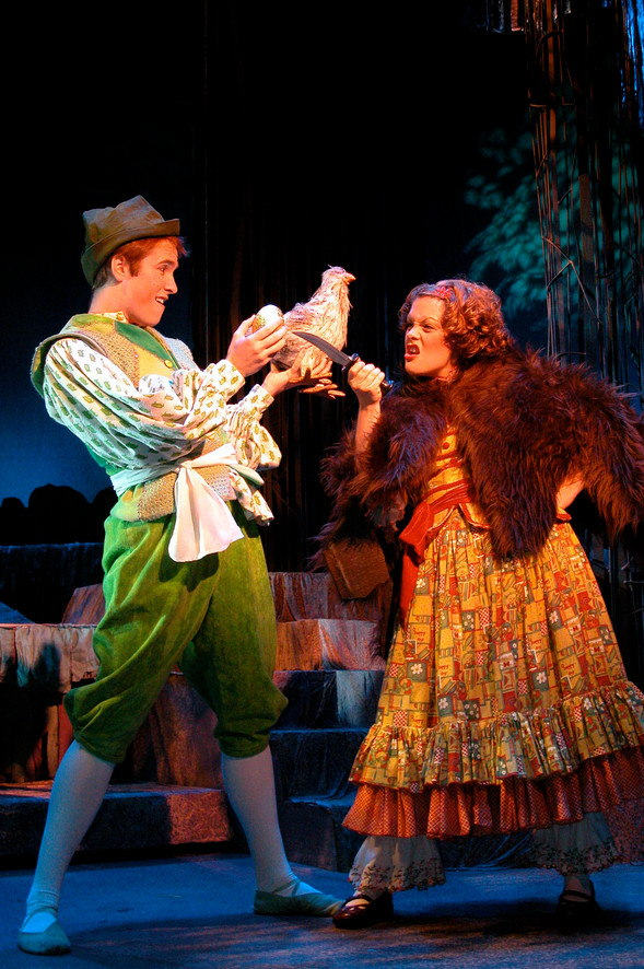 Into the Woods - Phoenix Theatre