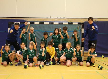 #handballHATpower-E-Jugend-News