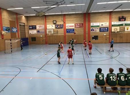 #handballHATpower-D-Jugend-News
