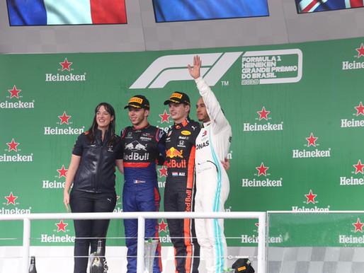 F1 after Brazil GP