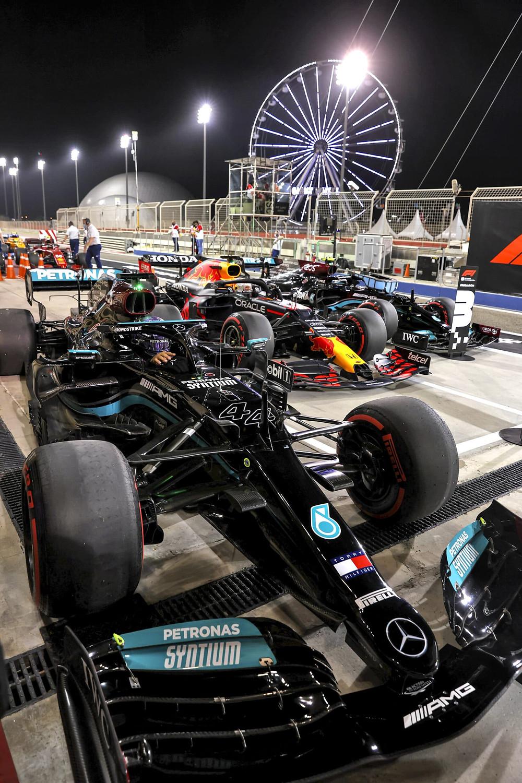 2021 Bahrain Grand Prix, Saturday – LAT Images for Mercedes-Benz Grand Prix Ltd