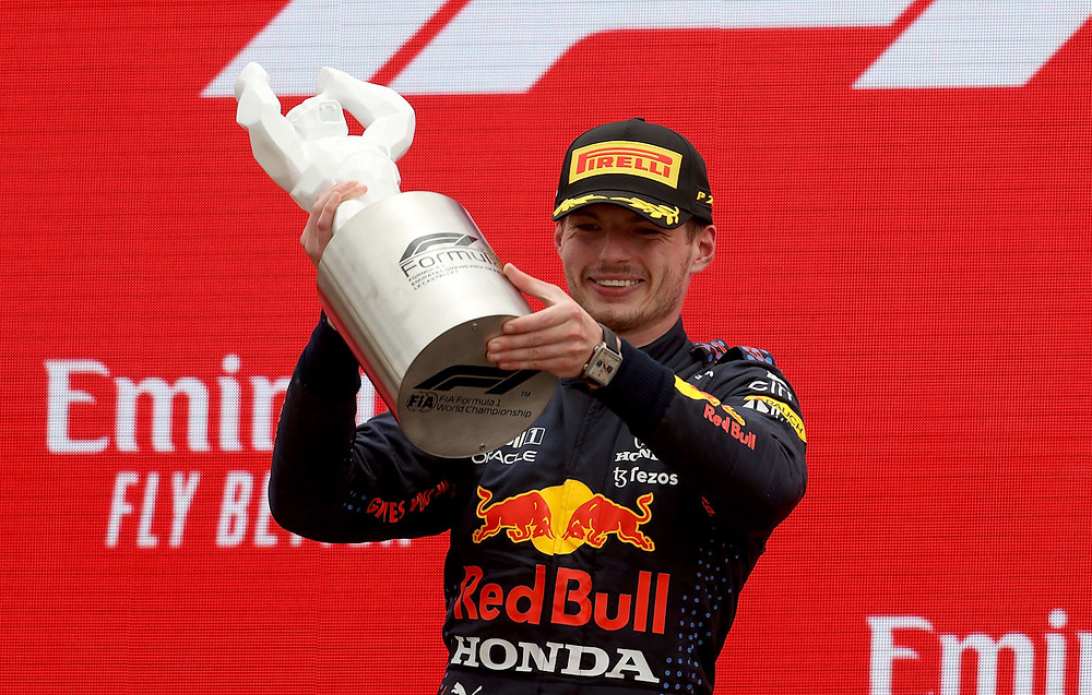 Red Bull Racing - Max Verstappen - French GP 2021