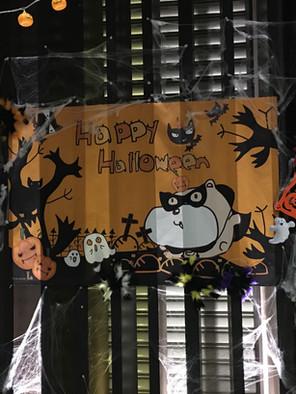 Halloween in Taipei