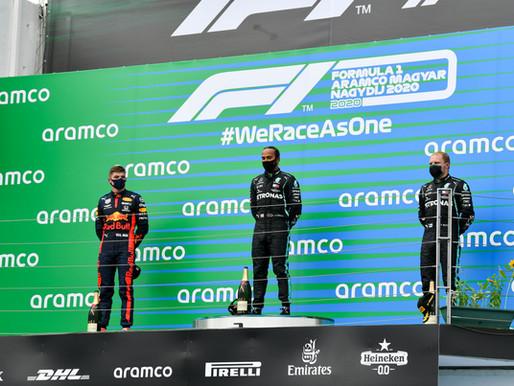 F1 Round 3 - Hungarian GP