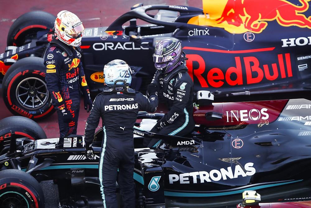 2021 Spanish Grand Prix, Saturday – Wolfgang Wilhelm for Daimler AG