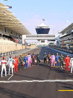 F1 Round 17 - Abu Dhabi GP
