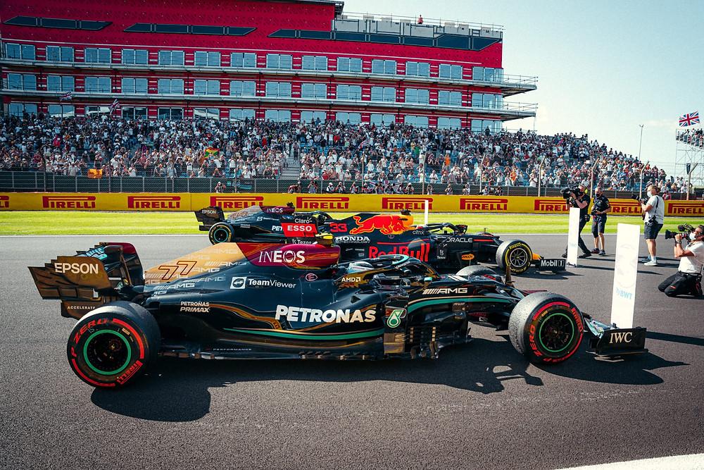 2021 British Grand Prix, Saturday – Sebastian Kawka for Mercedes-Benz Grand Prix Ltd.