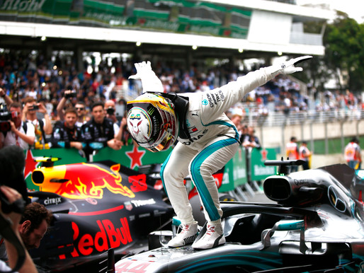 F1 going to Brazil