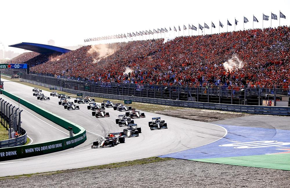 2021 Dutch Grand Prix, Sunday – Jiri Krenek for Mercedes-Benz Grand Prix Ltd.