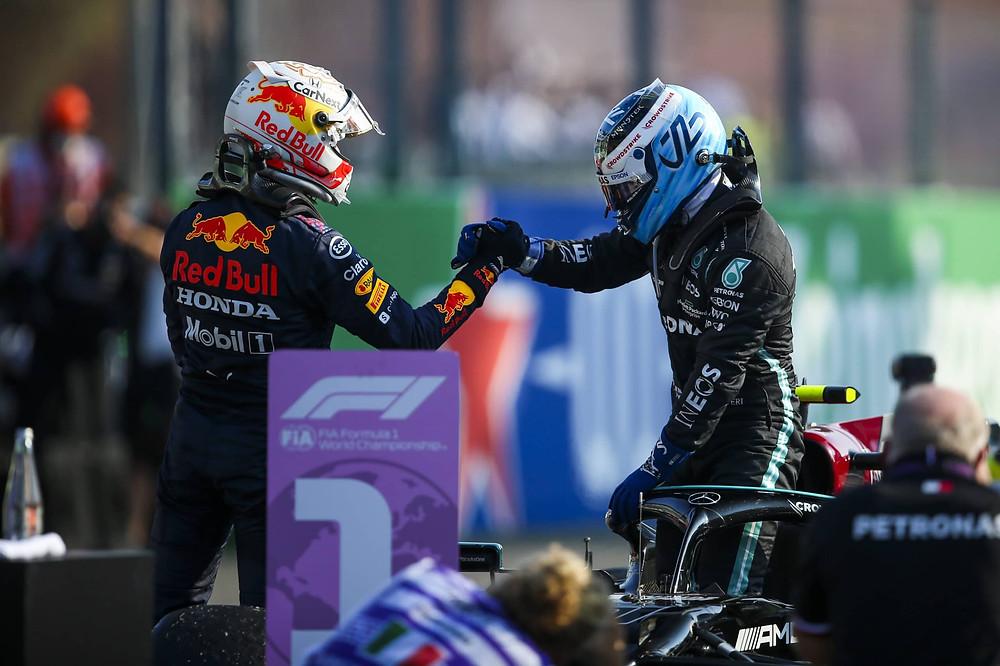2021 Italian Grand Prix, Saturday – Jiri Krenek for Mercedes-Benz Grand Prix Ltd.