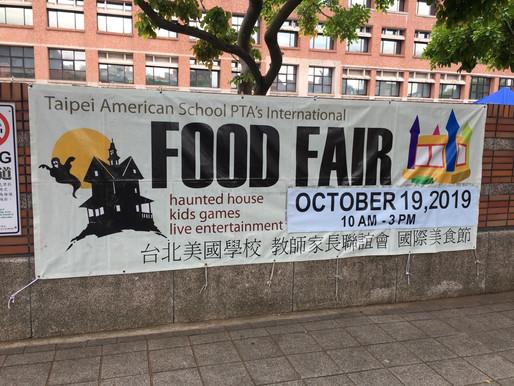 International Food Fair in TAS