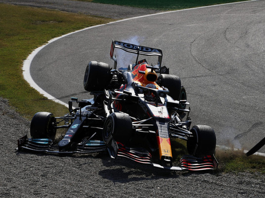 Round 14 - Italian GP