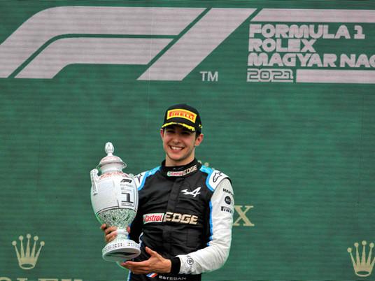 Round 11 - Hungarian GP