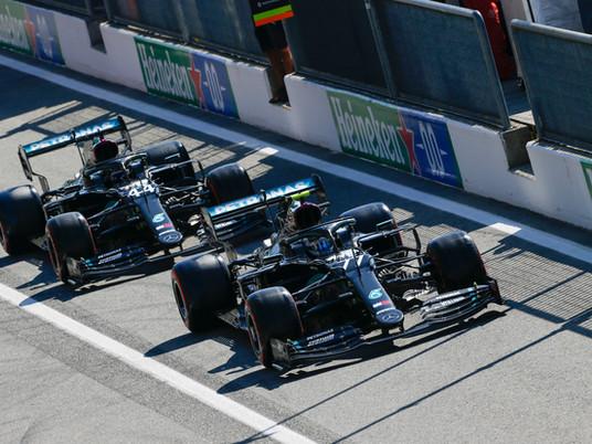 F1 Race in Monza