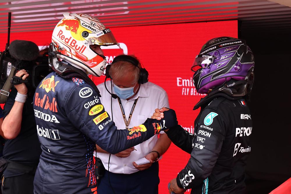 2021 French Grand Prix, Sunday – Steve Etherington for Mercedes-Benz Grand Prix Ltd.