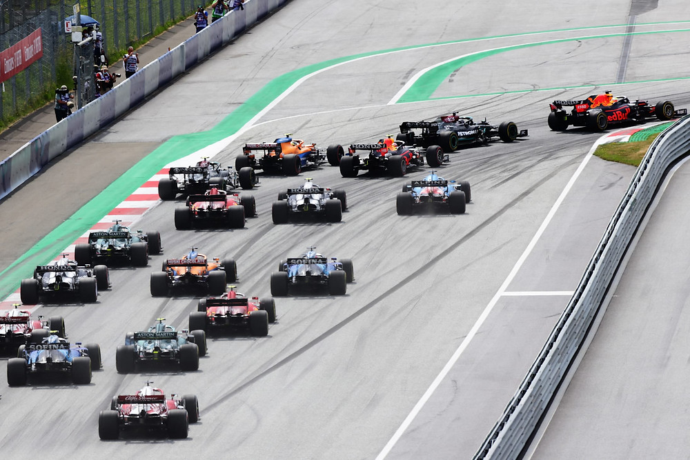 Styrian GP 2021 - Race Start