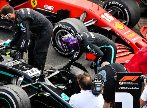 F1 Round 4 - Great Britain GP