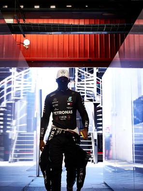 F1 Race in Barcelona