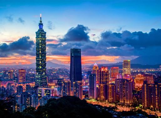 Living in Taiwan