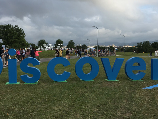 Last weekend on Discovery Life Festival