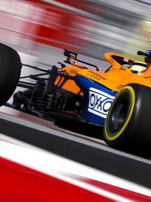 F1 Race in Sochi 2021