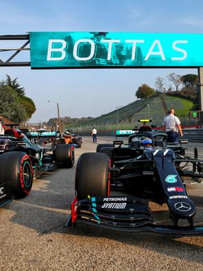 F1 Race in Imola