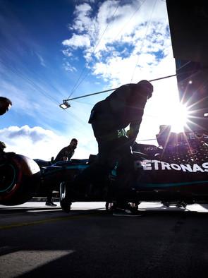 F1 Race in Nürburgring