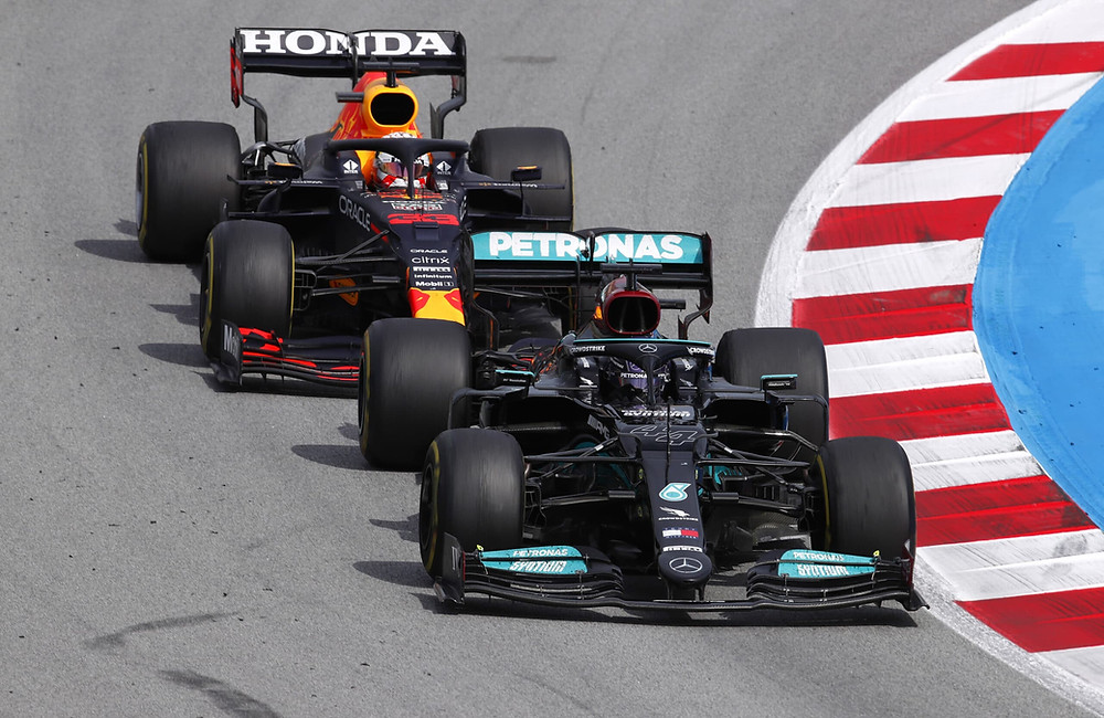 021 Spanish Grand Prix, Sunday – LAT Images for Mercedes-Benz Grand Prix Ltd.