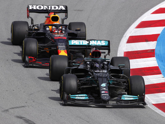 Round 4 - Spain GP