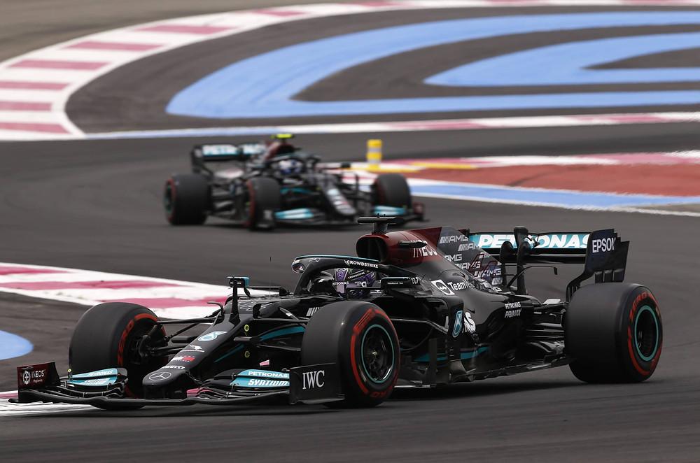 2021 French Grand Prix, Saturday – Jiri Krenek for Mercedes-Benz Grand Prix Ltd.