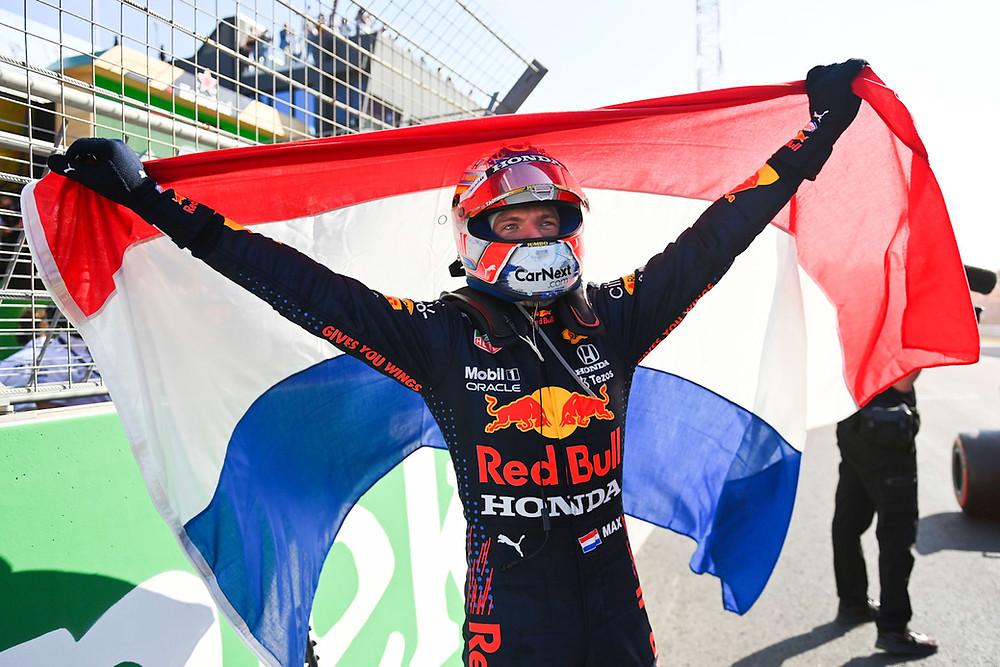 Red Bull Racing - Max Verstappen - Dutch GP 2021