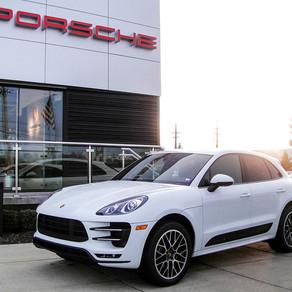 Porsche hosts an event this weekend in Taiwan