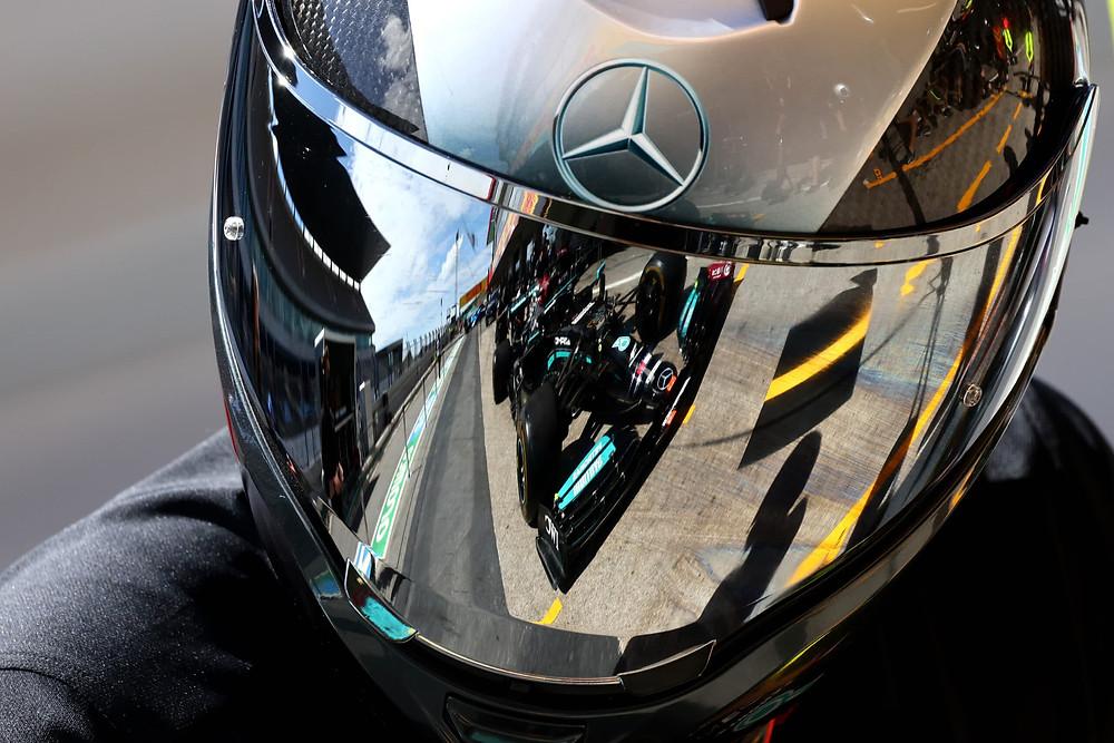 Steve Etherington for Mercedes-Benz Grand Prix Ltd.