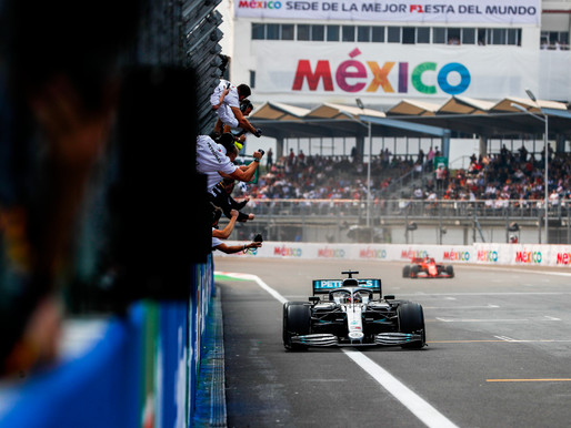 F1 after Mexican GP