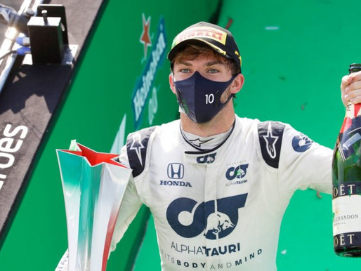 F1 Round 8 - Italy GP
