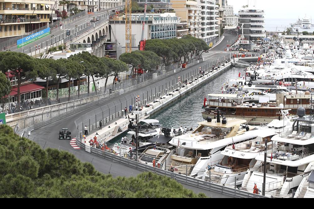 2021 Monaco Grand Prix, Saturday – LAT Images for Mercedes-Benz Grand Prix Ltd