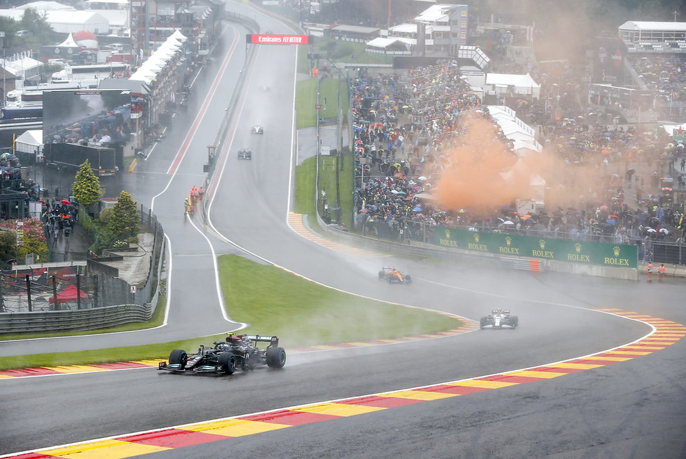2021 Belgian Grand Prix, Sunday – Jiri Krenek for Mercedes-Benz Grand Prix Ltd.